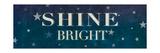 Dream Sparkle Shine Stars III Giclée-Premiumdruck von  SD Graphics Studio