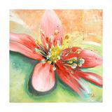 Tropische Pracht I Giclée-Premiumdruck von Patricia Pinto