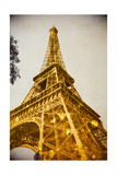 Glittery Paris Premium Giclee Print by Emily Navas