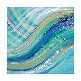 Mar Azul II 高品質プリント : Patrcia Pinto