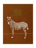 Safari Animal II Lámina giclée prémium por Modern Kat