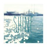 Shine in the Ocean Kunstdrucke von Sarah Gardner