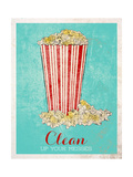 Clean Up Your Messes Premium Giclee Print by  SD Graphics Studio