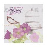 Grow and Blossom I Premium-giclée-vedos tekijänä Lanie Loreth
