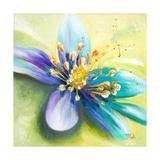 Summer Flowers I Kunstdrucke von Patricia Pinto
