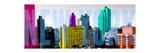 Neon NYC Reproduction giclée Premium par Susan Bryant