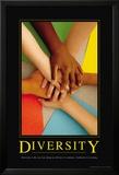 Vielfalt Poster