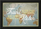 Travel Makes You Richer Foto