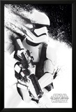 Star Wars- Stormtrooper Paint Plakater