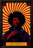 Jimi Hendrix Póster