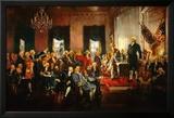 Scene at the Signing of the Constitution Bilder av Howard Chandler Christy
