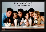 Friends - Milkshake Poster