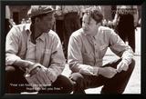 Shawshank Redemption Hope Movie Poster Kunstdruck