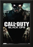 Call Of Duty Black Ops Zombie Video Game Poster Stampe
