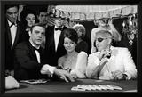 James Bond, Lykkens gudinde Plakat