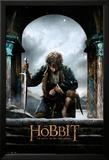 The Hobbit Battle of the Five Armies - Bilbo kneel Posters