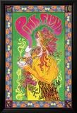Pink Floyd Marquee '66 Lámina