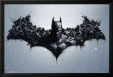 Batman Origins - Arkham Bats Stampe