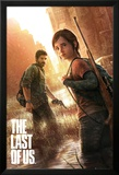 The Last of Us Kunstdruck