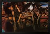 The Metamorphosis of Narcissus, c.1937 Posters van Salvador Dalí