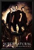 Supernatural - Trio TV Poster Plakater