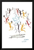 The Dance Of Youth Poster von Pablo Picasso