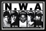 N.W.A Print