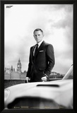 James Bond – Bond & DB5 - Skyfall Láminas