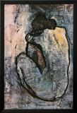 Blauer Akt, ca. 1902 Kunstdrucke von Pablo Picasso