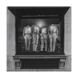 Manhattan Store Headless Manikins Photographic Print by Henri Silberman