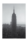 Empire State Building Fith Avenue Downtown Photographic Print by Henri Silberman