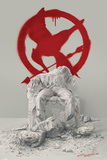 Hunger Games- Snowfall Juliste
