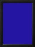 Untitled, Blue Monochrome, c.1961 (IKB73) Kunstdrucke von Yves Klein