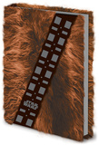 Star Wars - Chewbacca Fur A5 Notebook Lommebog