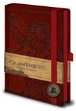 Game of Thrones - Lannister A5 Premium Notebook Notizbuch