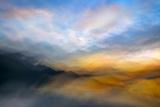 Slocan Lake 1 Fotografisk tryk af Ursula Abresch