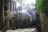 Dinan, Jerzual Street Photographic Print by Philippe Manguin