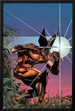 Marvel Comics Presents Wolverine No.1 Cover: Wolverine Print by Walt Simonson