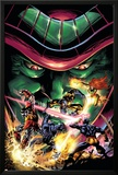 X-Men Unlimited No.13 Cover: Colossus, Wolverine, Beast, Cyclops, Phoenix and Mesmero Posters by Clay Mann