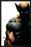Wolverine: Origins No.28 Cover: Wolverine Prints by Mike Deodato