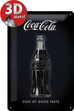 Coca-Cola - Sign Of Good Taste Blechschild