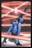 Mystique No.16 Cover: Mystique Prints