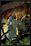 All-New X-Men 9 Cover: Mystique, Sabretooth Posters by Stuart Immonen