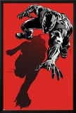 Black Panther: The Most Dangerous Man Alive No.523.1 Cover: Black Panther Crawling Posters by Patrick Zircher