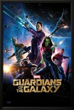 Guardians of the Galaxy アートポスター