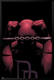 Daredevil No.82 Cover: Daredevil Print by Steve MCNiven