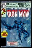 The Invinvible Iron Man No.152 Cover: Iron Man Posters par Bob Layton