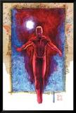 Daredevil No.500: Daredevil Plakat av David Mack
