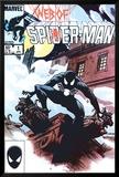 Web Of Spider-Man No.1 Cover: Spider-Man Crouching Kunstdrucke von Charles Vess