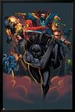 Handbook: Marvel Knights 2005 Cover: Black Panther Plakat av Pat Lee
